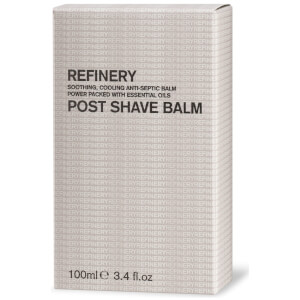 The Refinery Shave Balm 100ml: Image 2