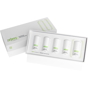 Zelens Transformer Instant Renewal Mask Set x 5(Worth $52.25)