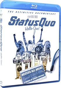 Status Quo: Hello Quo - Access All Areas Collector's Editie