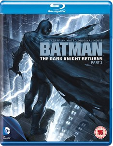 Batman: Dark Knight Returns - Part 1