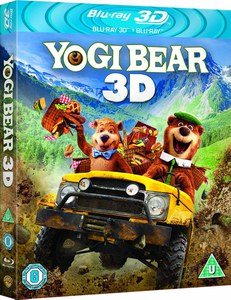 Yogi Bear 3D (Bevat UltraViolet Copy)
