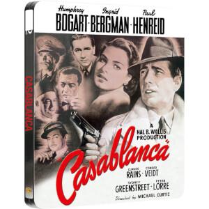 Casablanca - Steelbook Edition (UK EDITION)