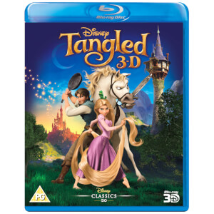 Tangled 3D (Bevat 2D Version)