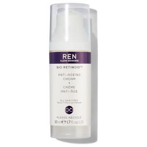 REN 生物维甲酸驻颜面霜