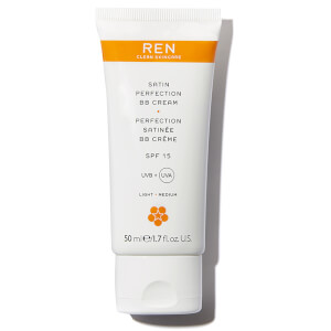 REN Satin Perfection SPF 15 crème BB  (50ml)