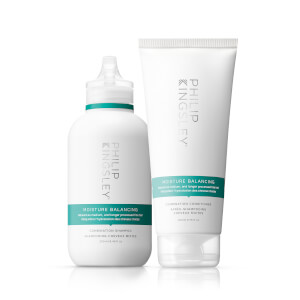 Philip Kingsley Moisture Balancing Duo - Shampoo & Conditioner