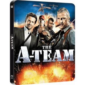 The A-Team - Steelbook Edition (UK EDITION)