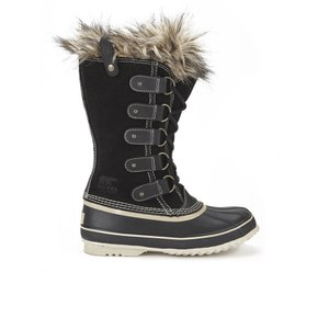 Sorel Women's Joan of Arctic Suede Boots - Black