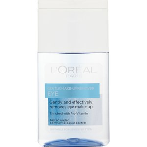 L'Oréal Paris Gentle Eye Make-Up Remover płyn do demakijażu oczu (125 ml)