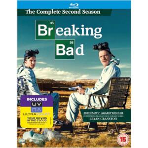 Breaking Bad - Seizoen 2 (Bevat UltraViolet Copy)