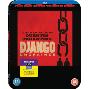 Django Unchained - Limited Edition Steelbook