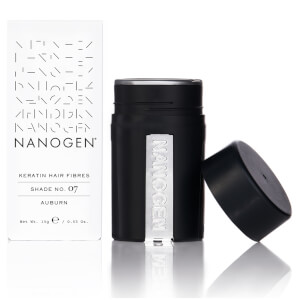 Nanogen Hair Thickening Fibers Auburn (0.5 oz.)