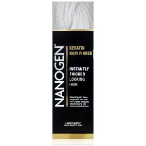 Nanogen Hair Thickening Fibers White (1.05 oz.)