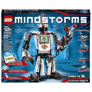 LEGO Mindstorms: EV3 Robot Building Kit (31313)