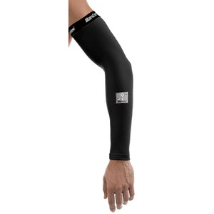 Santini Totem Arm Warmers - Black