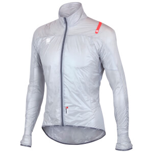 Sportful Hot Pack Ultra Light Jacket - Silver