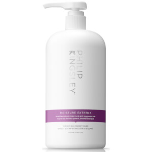 Condicionador Philip Kingsley Moisture Extreme (1000 ml) - (no valor de £ 100,00)