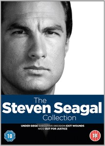 Steven Seagal Legacy 2011 (Under Siege / Executive Decision / Exit Wounds / Nico / Out for Justice)