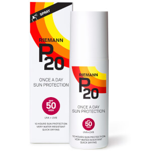 Riemann P20 Once a Day Sun Protection Spray SPF50+ 100ml