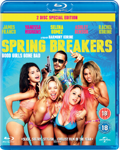 Spring Breakers (Bevat UltraViolet Copy)