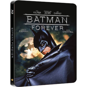 Batman Forever - Steelbook Edition (UK EDITION)