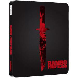 Rambo: First Blood - Steelbook Exclusivo de Zavvi (Edición Limitada)
