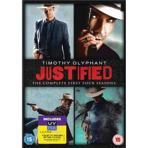 Justified - Seasons 1-4