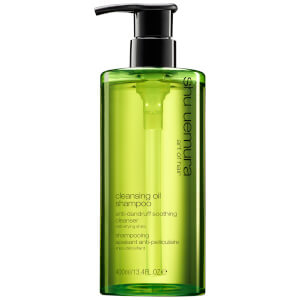 Shu Uemura Art of Hair Anti-Dandruff Soothing Cleanser -puhdistusöljy (400ml)