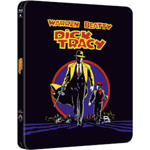 Dick Tracy - Zavvi UK Exclusive Limited Edition Steelbook
