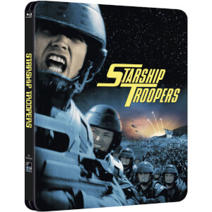 Starship Troopers - Zavvi Exclusive Limited Edition Steelbook