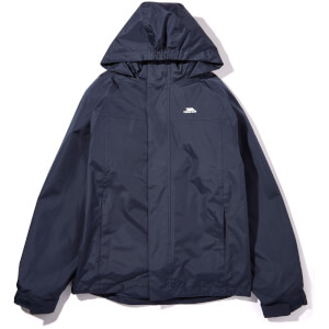 Trespass Children's Skydive Waterproof 3-in-1 Jacket - Navy