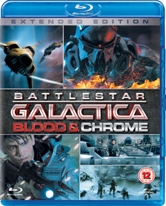 Battlestar Galactica: Blood and Chrome (+UV)