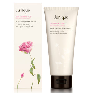 Máscara de Creme Hidratante Rose Moisture Plus da Jurlique 100 ml