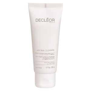 DECLÉOR Aroma Cleanse 3 in 1 Hydra-Radiance Smoothing and Cleansing Mousse (200ml)