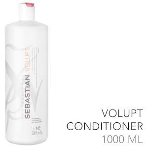 Sebastian Professional Volupt Conditioner (1000ml) - (价值 68.00 英镑)