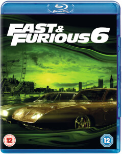 Fast and the Furious 6 (Bevat UltraViolet Copy)