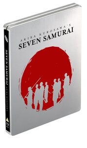 Seven Samurai - Steelbook Edition