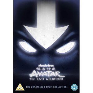 Avatar: Last Airbender - The Complete 3 Book Collection