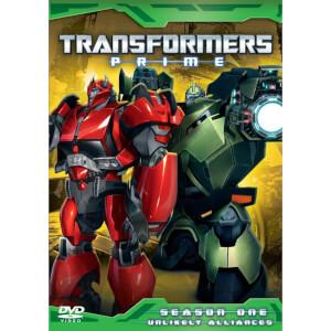 Transformers Prime: Unlikely Alliances - Series 1: Volume 4