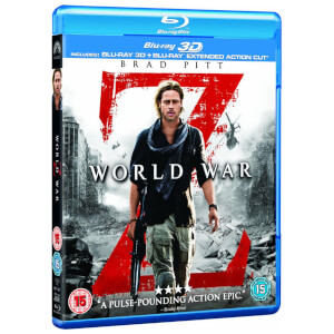 World War Z 3D (Includes 2D Version)