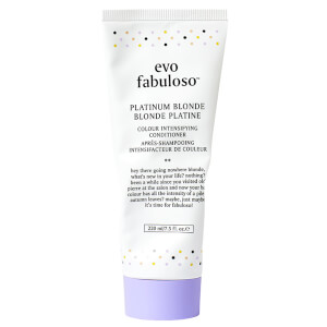Evo Fabuloso Color Intensifying Conditioner Platinum Blonde (220ml)