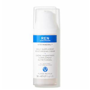 Crema hidratante suplemento nutricional REN Vita Mineral (50ml)