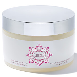 Crema reafirmante REN Moroccan Rose Otto (200ml)