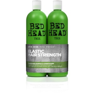 TIGI Bed Head Elasticate Tween Duo(2x750ml)(价值49.45英镑)
