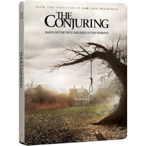 The Conjuring - Zavvi UK Exclusive Limited Edition Steelbook