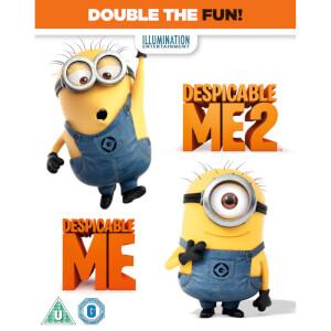 Despicable Me 1 en 2 (Bevat UltraViolet Copy)
