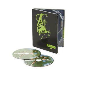 Rambo III - Steelbook Exclusivo de Zavvi (Edición Limitada)