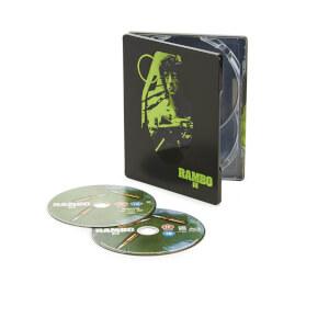 Rambo III - Zavvi UK Exclusive Limited Edition Steelbook
