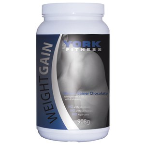 York Fitness Weight Gain Powder - 908g