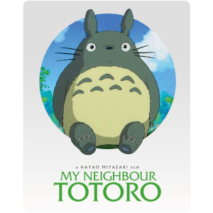 My Neighbour Totoro - Steelbook Edition (Includes DVD) (UK EDITION)